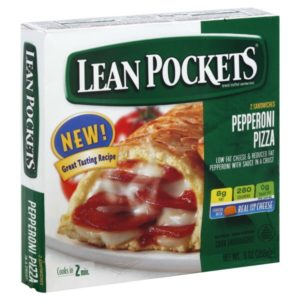 Target: Lean Pockets Only $1.20!