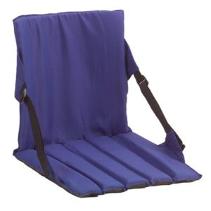 Coleman Stadium Seat, Blue ONLY $6.13!