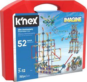K`Nex – Imagine 25th Anniversary Ultimatebuilder's Case Building Kit Only $35.56! (reg. $74.99)