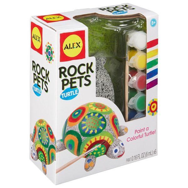 ALEX Toys Craft Rock Pets Turtle Kit
