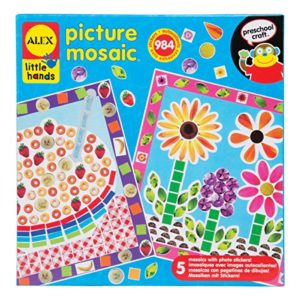 ALEX Toys Little Hands Picture Mosaic Kit Only $4.33 (Reg. $12)!