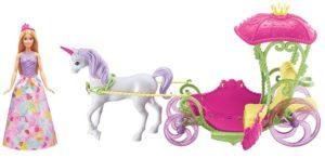 Barbie Dreamtopia Sweetville Kingdom Carriage – $24.97! (was $39.99)