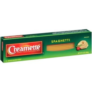 Walmart: Creamette Pasta Only $0.78! No Coupons Needed!