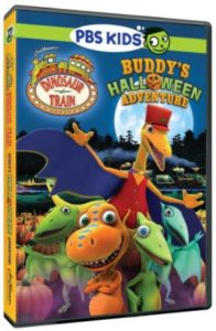 Dinosaur Train: Buddy's Halloween Adventure DVD Only $5.99!