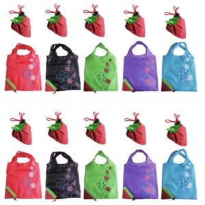 Pack of 10 Eco-Friendly Shopping Bags Only $2 SHIPPED!