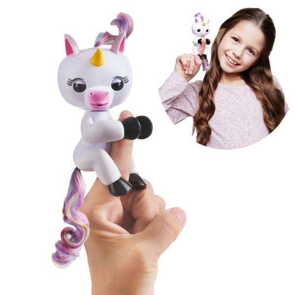 Fingerlings Interactive Baby Unicorn
