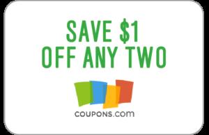 Save $1.00 on Scotch-Brite Scrub Dots Sponges at Walmart!