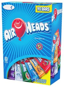 Halloween Airheads Chewy Fruit Candy 90 Count Only $8.80!
