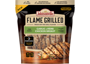 Kroger: Johnsonville Flame Grilled Chicken Only $0.99!