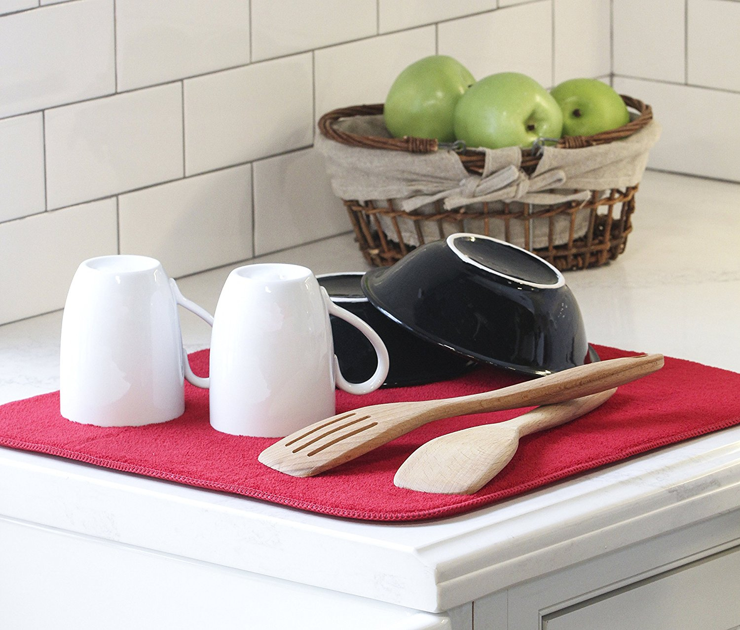 Kitchen Basics Dish Drying Mat Only 2 86 Become A
