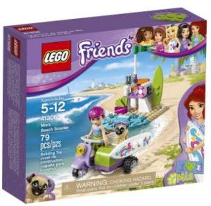 LEGO Friends Mia's Beach Scooter Building Kit Only $8.10!