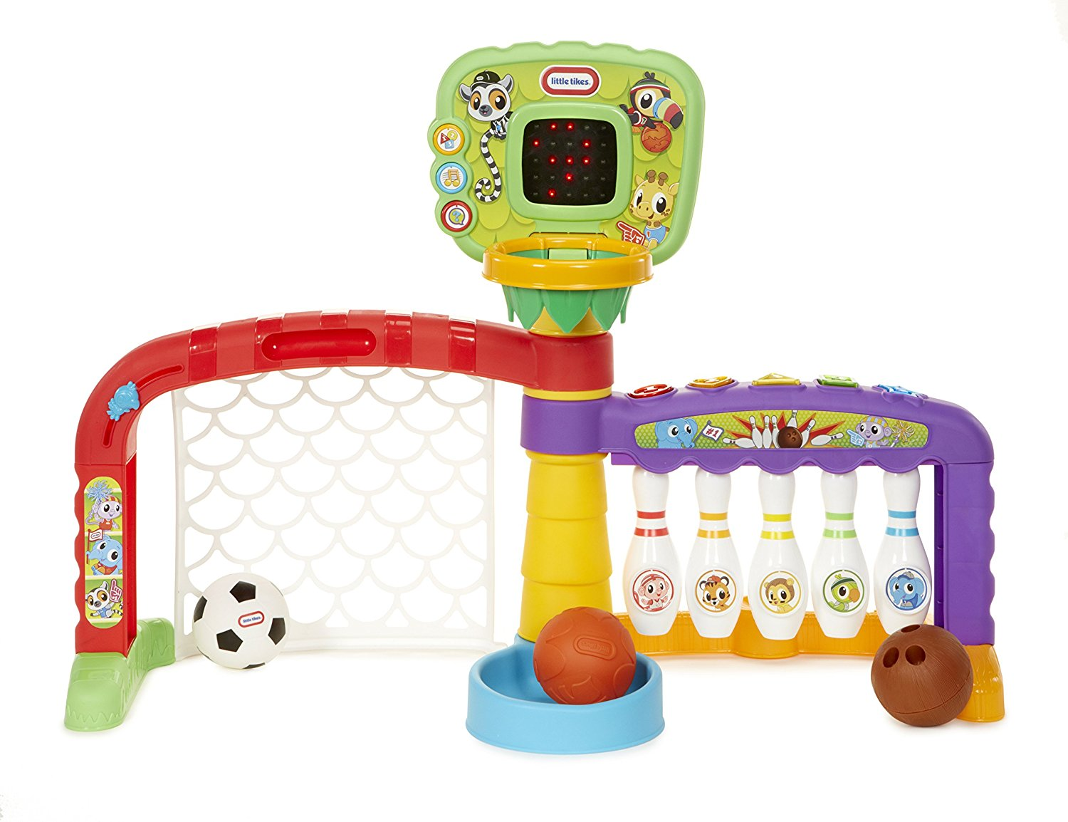 Little Tikes Little Tikes 3 In 1 Sports Zone Only 26 96
