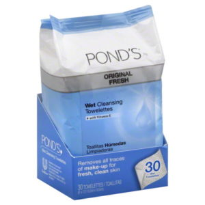 Target: Pond's Facial Wipes 30 count Only $1.85!
