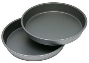 Set of 2 Non-Stick Round Cake Pans Only $4.90 (Reg. $10)!
