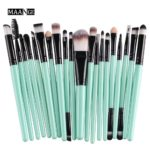 Set of 20 Makeup Brushes Only $5.99!