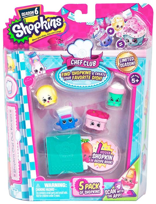 Shopkins Chef Club Playset