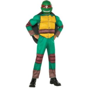 *HOT* Teenage Mutant Ninja Turtle Raphael Halloween Costume as low as $4!!