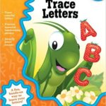 Trace Letters Workbook, Ages 3-5 Only $1.99!