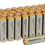 AmazonBasics AA Performance Alkaline Batteries 48-Pack as low as $7.79!