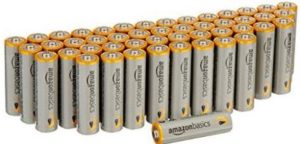 AmazonBasics AA Performance Alkaline Batteries 48-Pack Only $11.01! Best Price!