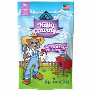 Kroger: Blue Kitty Cravings Cat Treats Just $0.99!