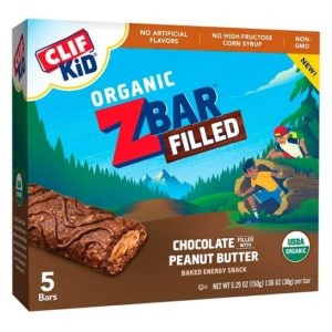 Kroger: Clif Kid ZBar Filled 5ct Only $1.50!