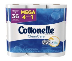 Target: Cottonelle Bath Tissue Only $0.18/Roll!