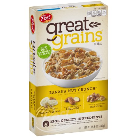 Walmart: Great Grains Cereal Only $0 72! - Become a Coupon Queen