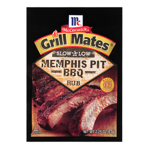 Walmart: McCormick Grill Mates Rub Packets Only $0.18!