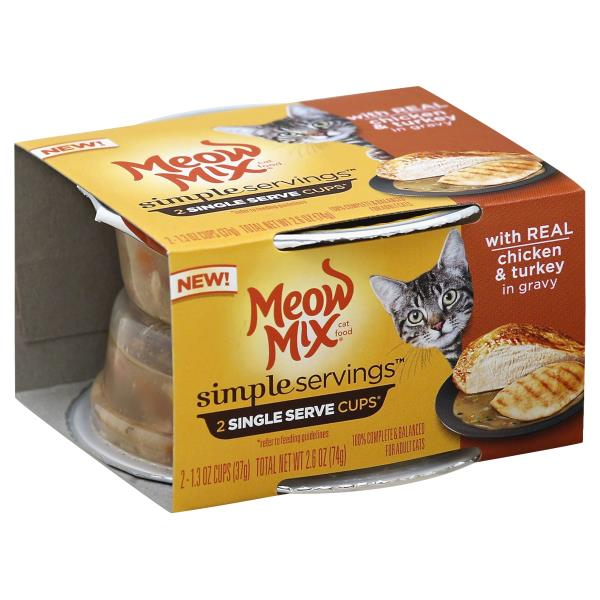 meow mix simple servings 2 pack - Become a Coupon Queen