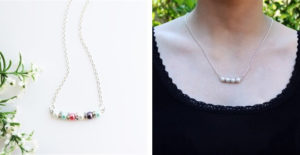 Mothers Necklace Was $26.99 – Ships for $11.98!
