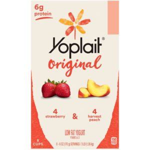 Kroger: Yoplait Yogurt Fridge Pack 8-count Only $1.49!