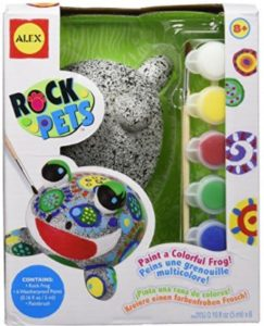 ALEX Toys Rock Pets Frog Kit Only $7.76!