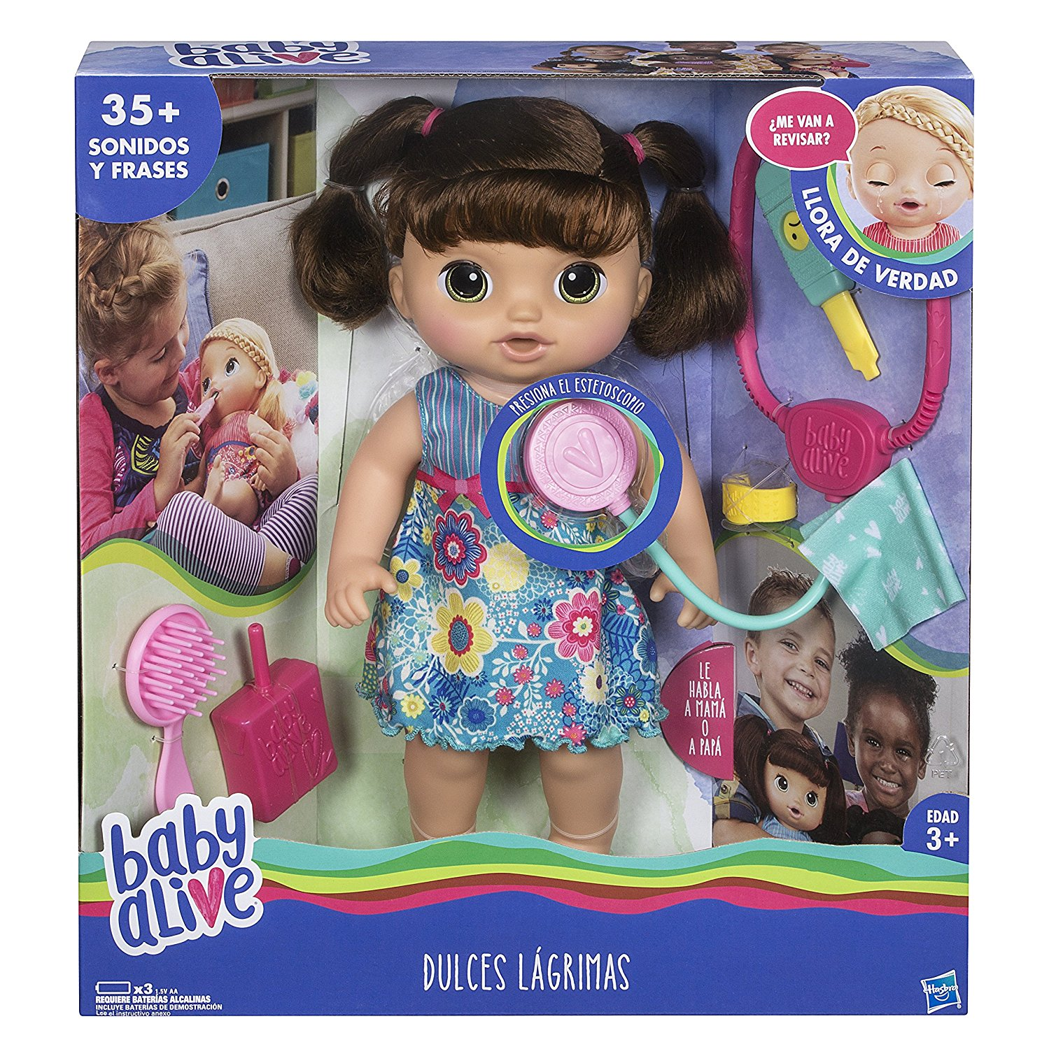 Baby Alive Sweet Tears Baby Only 13 88 Was 49 99