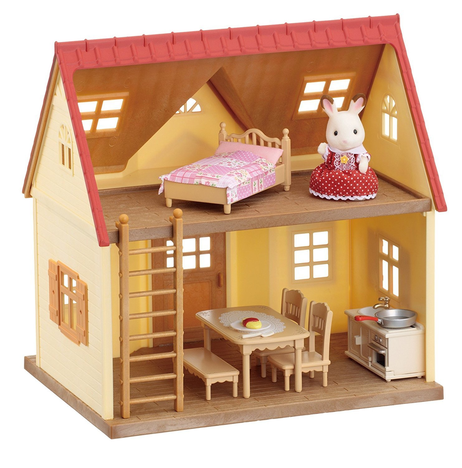 Calico Critters Cozy Cottage Starter Home 20 99 Best