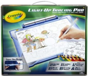 Crayola Light-up Tracing Pad as low as $19.95! Best Price!