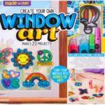 Create Your Own Window Art Kit Only $10.97 (Reg. $19)!