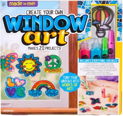 Create Your Own Window Art Kit