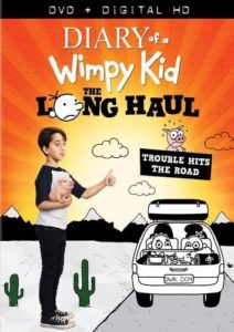 Diary of a Wimpy Kid: The Long Haul DVD + Digital Copy Only $4.99!