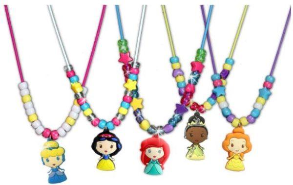 Disney Princess Necklace Making Kit