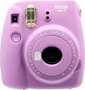 Fujifilm instax mini 9 Instant Film Camera Only $49.99!
