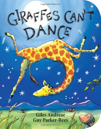 Giraffes Can't Dance Book Only $4.68!