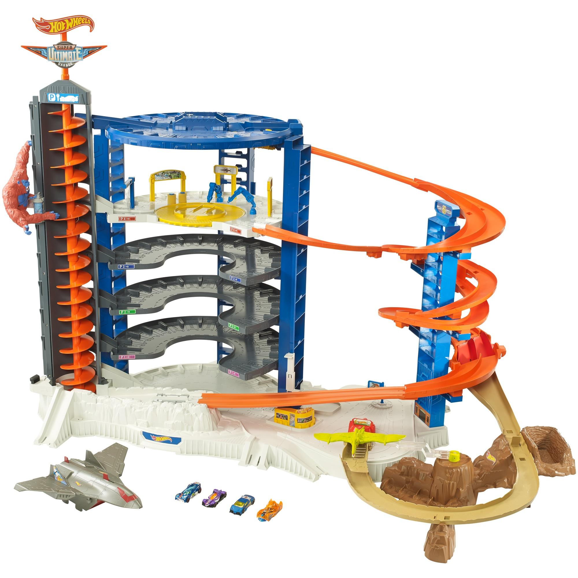 Hot Wheels Super Ultimate Garage Play Set 139 97