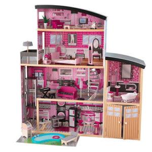 Kidkraft Sparkle Mansion Dollhouse – $99.98 Shipped!