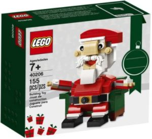 LEGO Holiday Santa Building Kit Only $7.99!