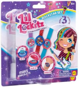 Lil Lockitz Rockstar Set Only $3.49 (Reg. $10)!