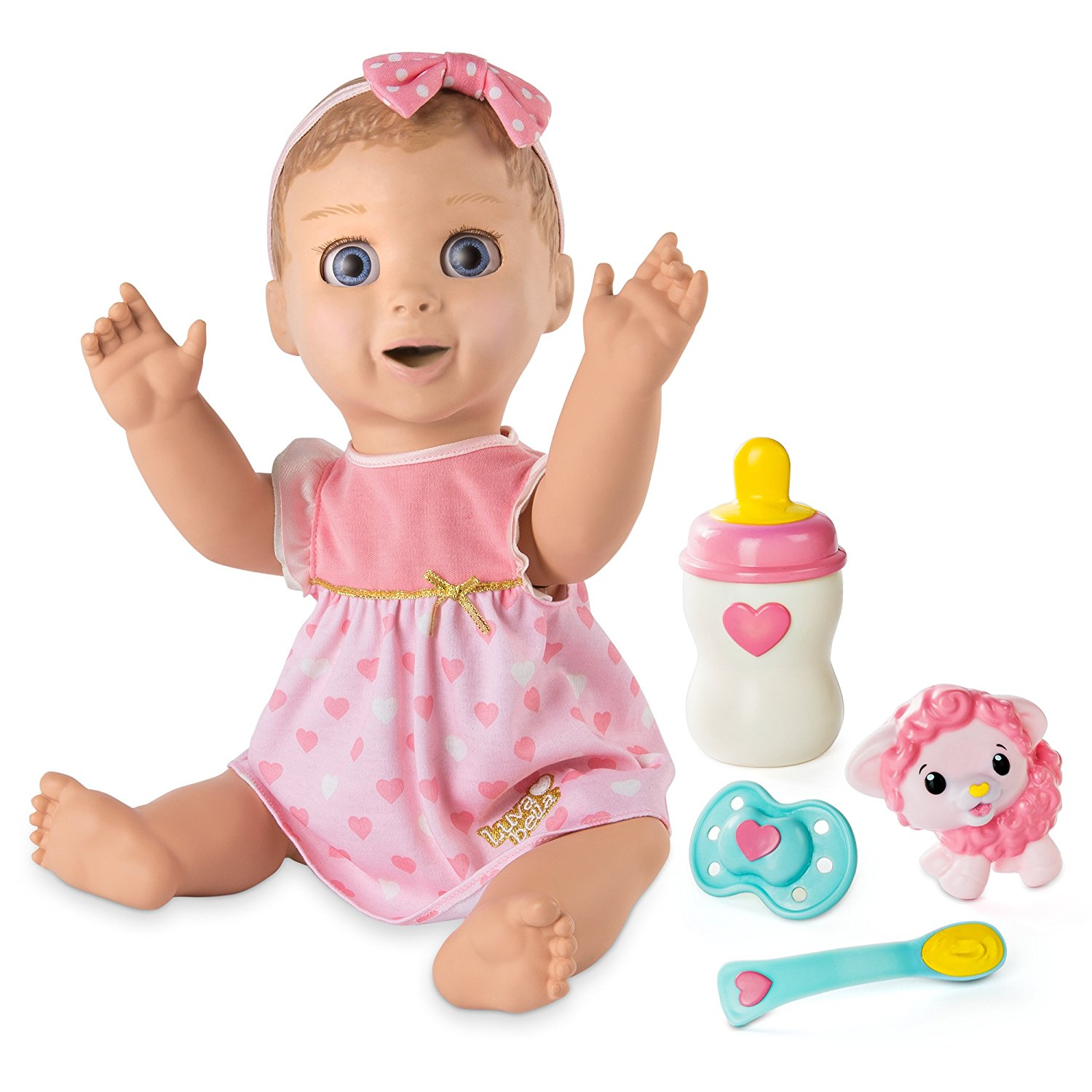 Luvabella Responsive Baby Doll Only 59 99 Shipped
