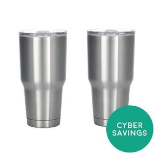 Member's Mark 30 oz. Tumblers 2 pack Only $10.98!