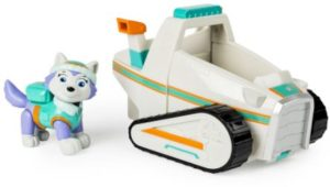 Paw Patrol Everest's Rescue Snowmobile Vehicle and Figure Set Only $12.99 (Reg. $50)!