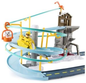 Paw Patrol Rubble's Mountain Rescue Track Set Only $19.88 (Reg. $40)! Lowest Price!